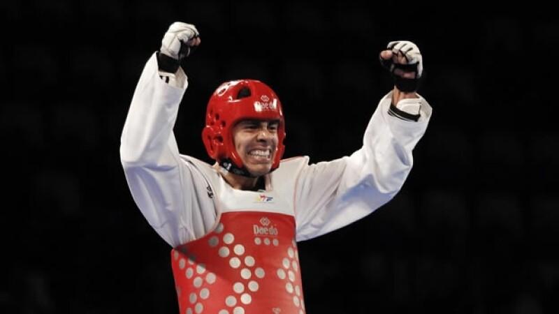 Uriel Adriano taekwondo