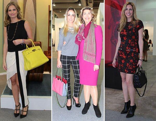Marycarmen López, Paula Arango y Vanessa Ifergan también presumieron outfits espectaculares.
