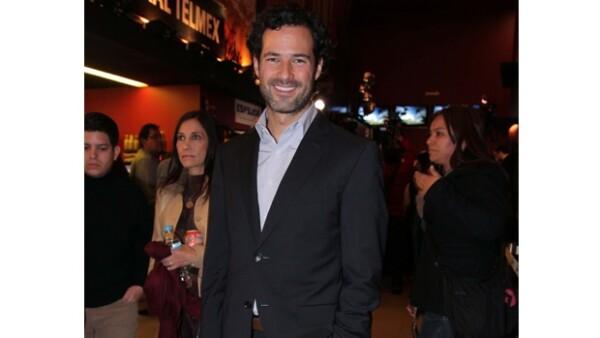 Emiliano Salinas es vicepresidente de Prorsus Capital y es líder del movimiento de superación personal ESP.