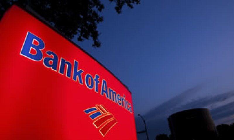 Bank of America ha recortado 46,000 empleos desde finales de 2010.  (Foto: Reuters)