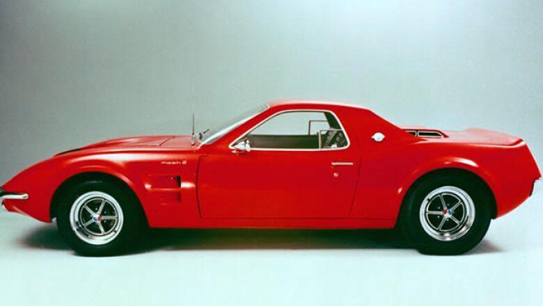 Entre 1961 y 1965 se presentaron muchos conceptos que seguramente hubieran dado un giro en la historia del auto