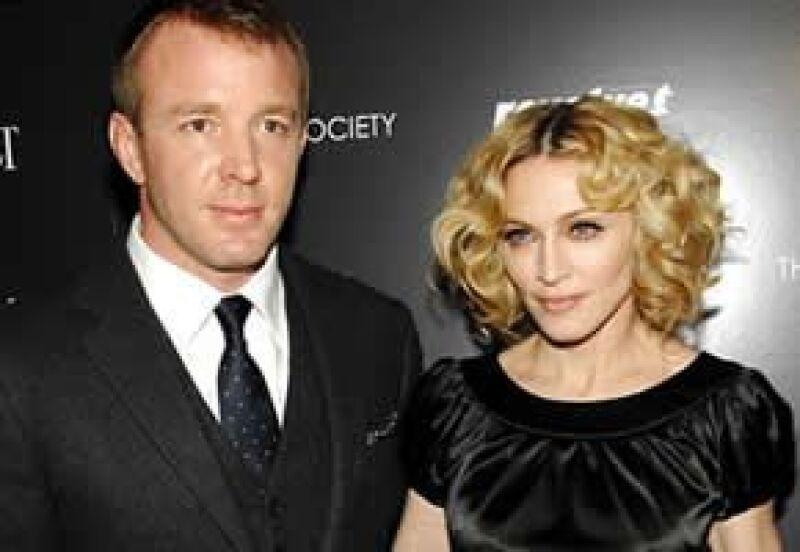 La Reina del Pop pagará la cantidad a Guy Ritchie como parte de su acuerdo de separación.