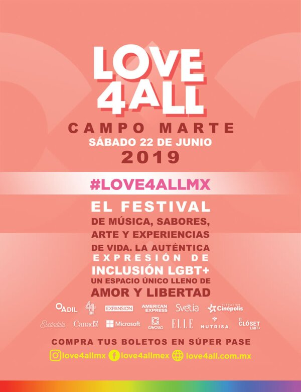 Cartel, Love 4 all