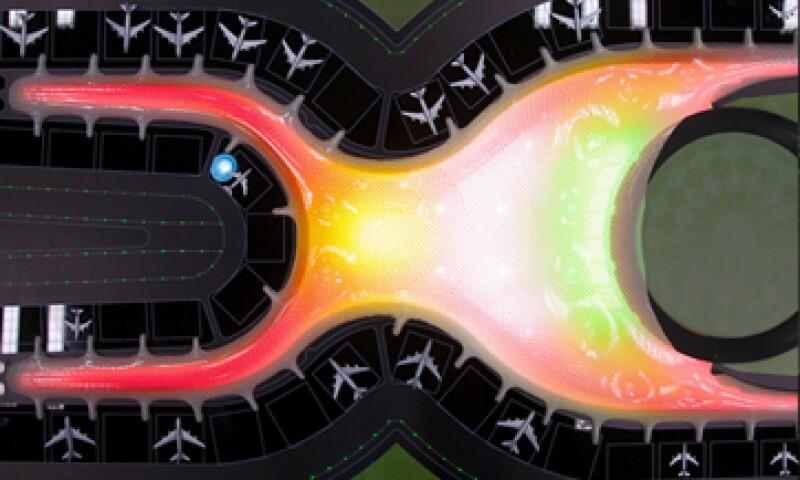 El nuevo aeropuerto tiene un avance global de obra de 31%. (Foto: Tomada de aeropuerto.gob.mx )