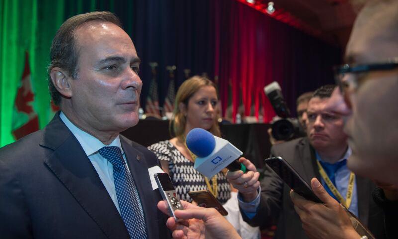 Juan Pablo Castañon CCE empresario consejo coordinador
