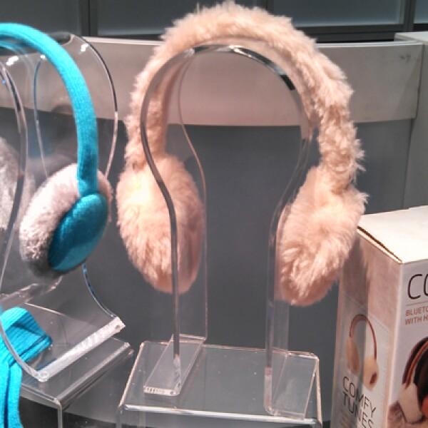 Diseñadas para un mercado femenino estos audífonos presentan sonidos claros, con especial énfasis en los tonos agudos.