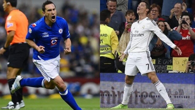Cruz Azul Real Madrid
