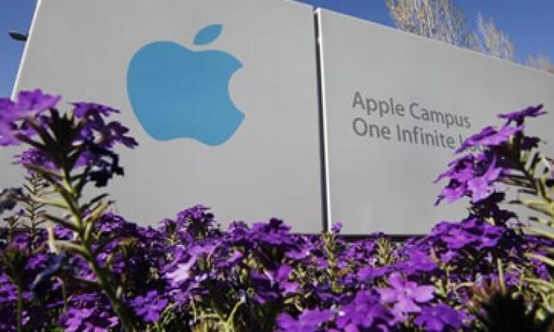 Apple rechazó en septiembre pasado la propuesta de dar acciones preferentes. (Foto: Getty Images)