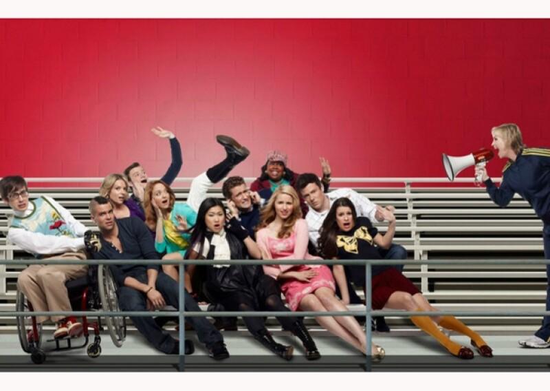 Lea Michele vuelve a los ensayos de la quinta temporada de Glee, tras semanas de duelo por la muerte de Cory Monteith.
