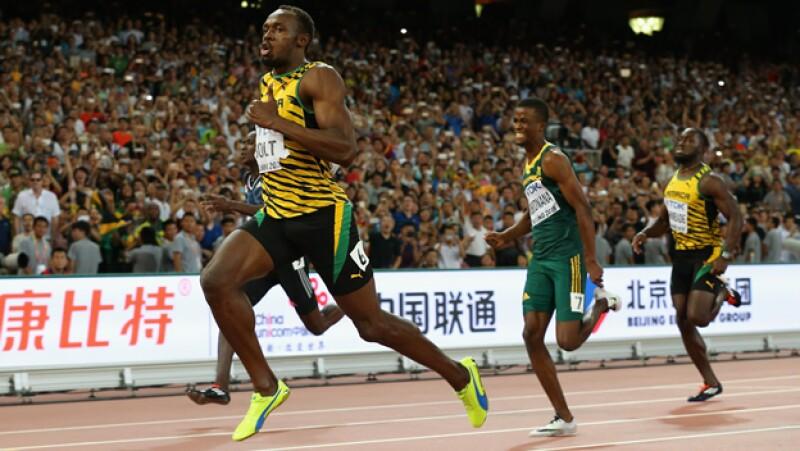 Bolt ganó el oro en la carrera de 200 metros este jueves. (Foto: Getty Images/ Archivo)