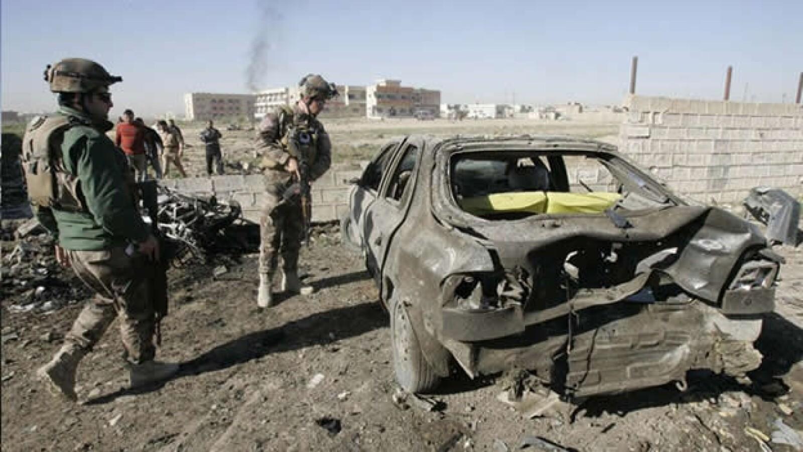 invasion, terrorismo, coche bomba