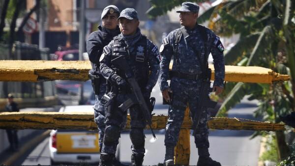 Los gendarmes se ubicarán en el corredor industrial de Coatzacoalcos y Minatitlán.