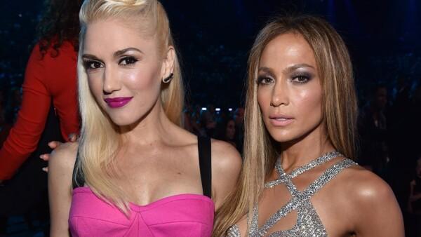 Gwen Stefani, Jennifer Lopez