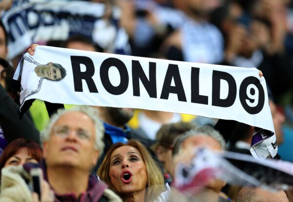 Record Real Madrid CR7