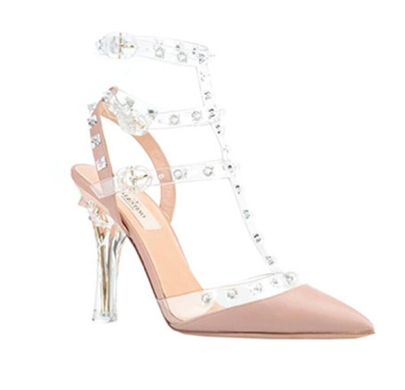 Estos son los zapatos favoritos de Yael.