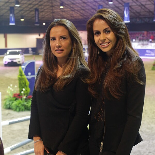 Fernanda Soni y Jud Jeitani