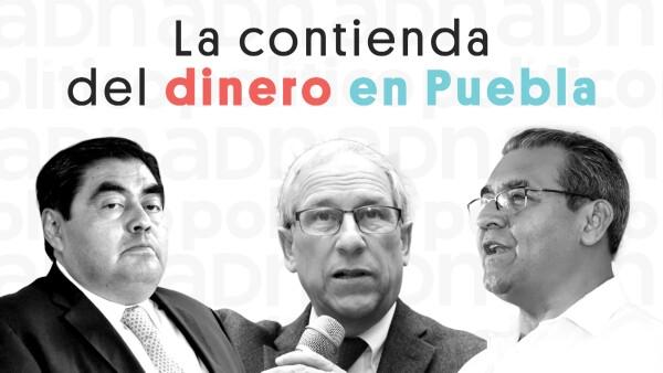 #ClipADN | La contienda del dinero en Puebla