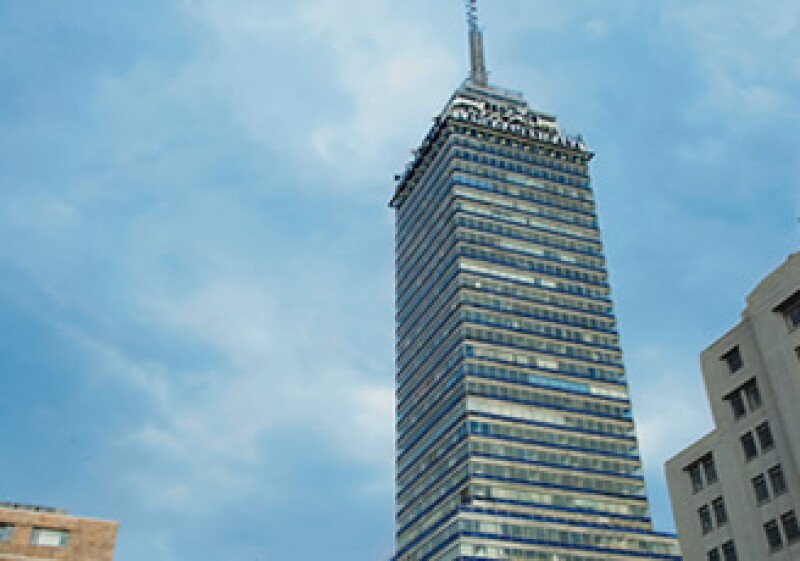 La Torre Latinoamericana continúa como un referente mexicano. (Foto: Gunther Sahagún)
