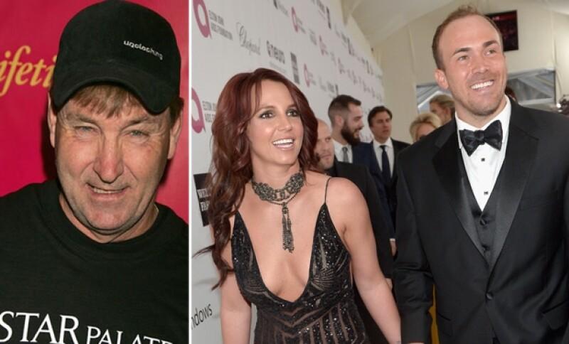 """De acuerdo con el portal """"TMZ"""", el video que involucró al ahora ex novio de Britney Spears en una infidelidad ha sido comprado por Jamie Spears para que no sea divulgado."""