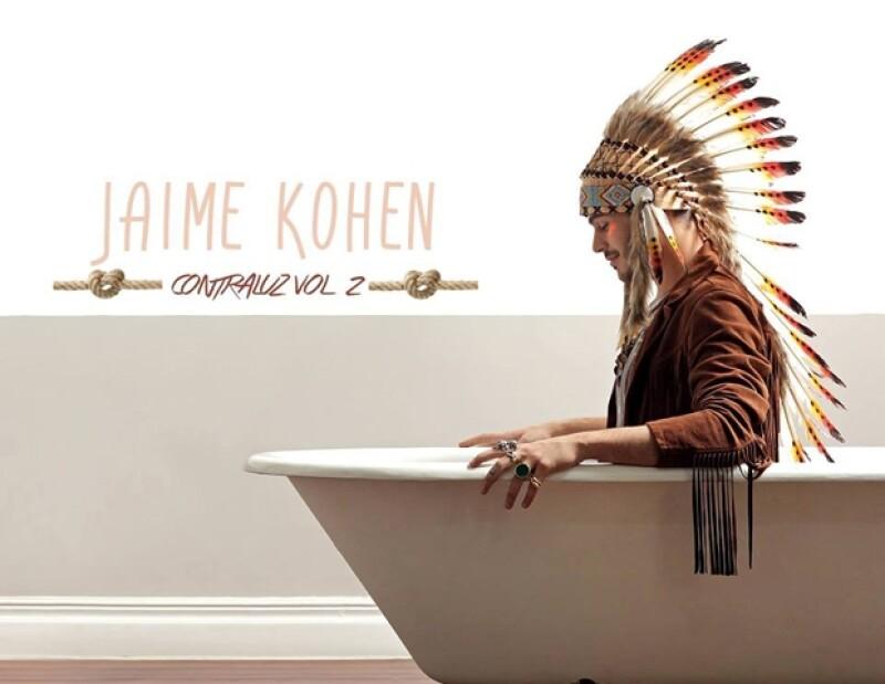"""Jaime Kohen lanzó recientemente el disco """"Contraluz Vol. 2"""""""