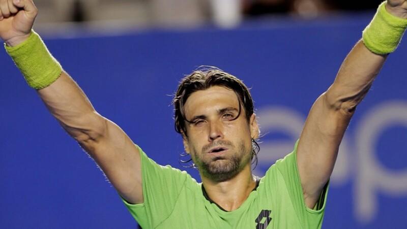 tenis, abierto mexicano, acapulco, david ferrer, andy murray, dominika cibulkova, eugenie bouchard