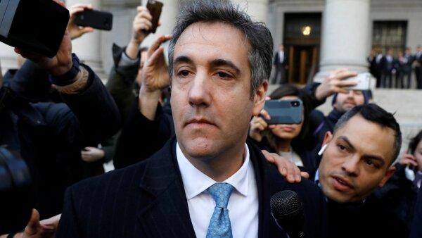 Michael Cohen culpable
