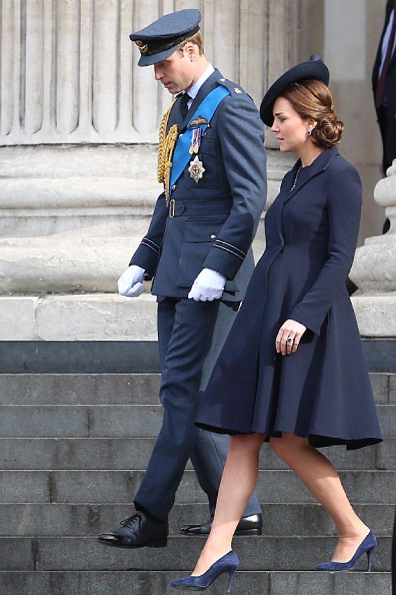 Su hermano, el príncipe Harry, también regresará esta semana a Inglaterra en medio de la espera por el nacimiento del bebé real.