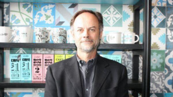 Diego Landa, director general de Grupo ADO. (Foto: Cortesía Cielito Querido  )