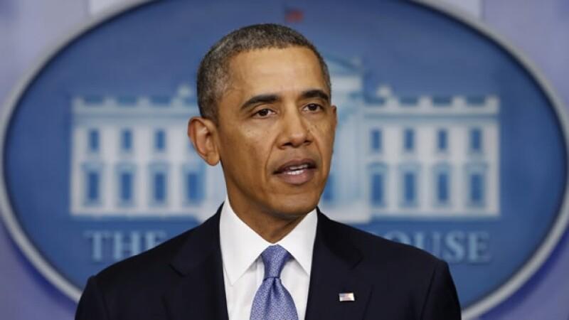 Obama declaración Crimea