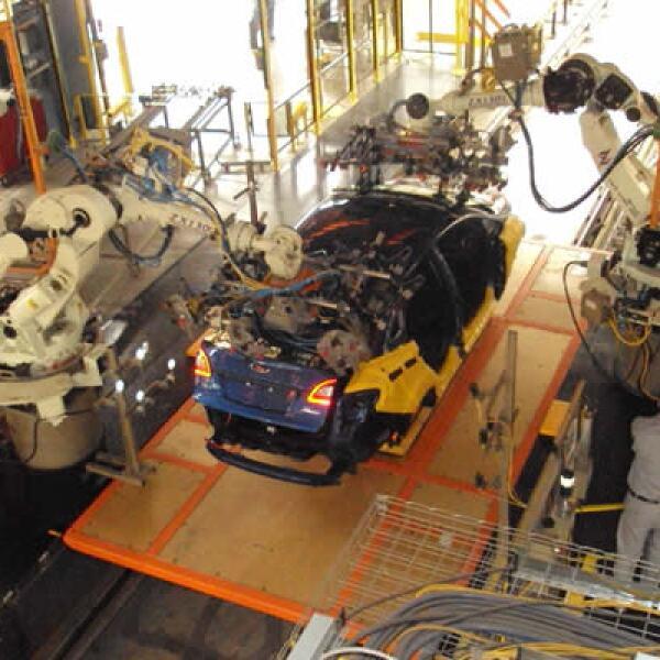 La Planta de Estampado y Ensamble de Ford en Cuautitlán fue reinaugurada en mayo de 2010 para producir el nuevo Ford Fiesta.
