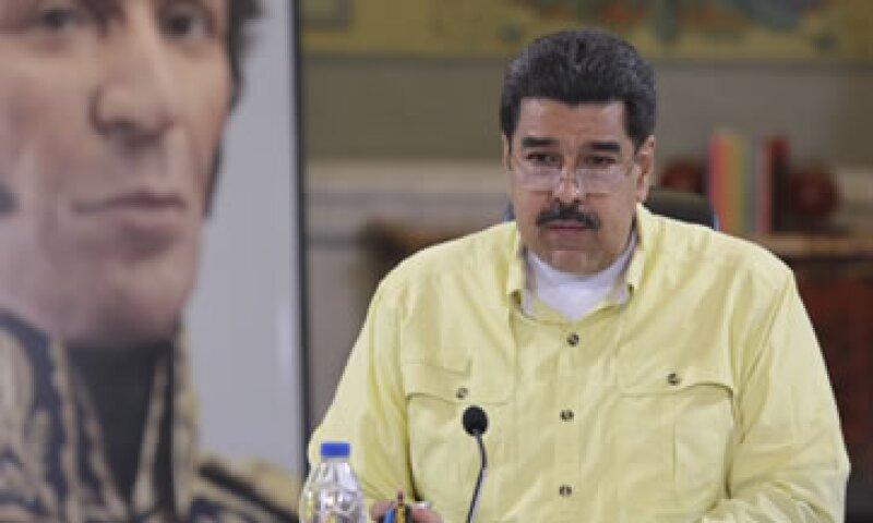 Nicolás Maduro da su informe este viernes ante una Asamblea controlada por la oposición. (Foto: Reuters)