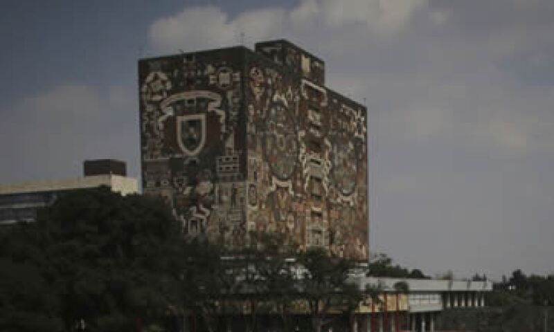 La UNAM fue la universidad más productiva en patentes en 2014, dijo el IMPI. (Foto: Getty Images )