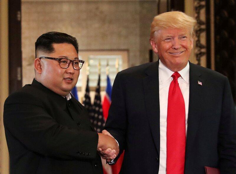 Reunión Trump Kim Casa Blanca