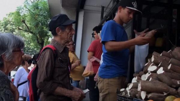 Venezolanos temen mayor escasez por falta de electricidad