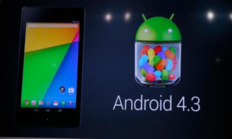 La herramienta fue incluida por accidente en el Android 4.3. (Foto: Reuters)