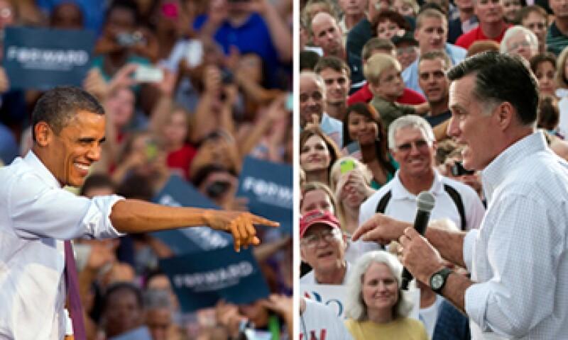 El equipo de Obama indica que continuará usando los impuestos de Mitt Romney como tema de campaña.  (Foto: AP)