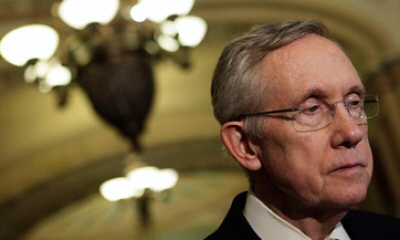 Harry Reid ha reiterado su oposición al proyecto republicano. (Foto: Reuters)