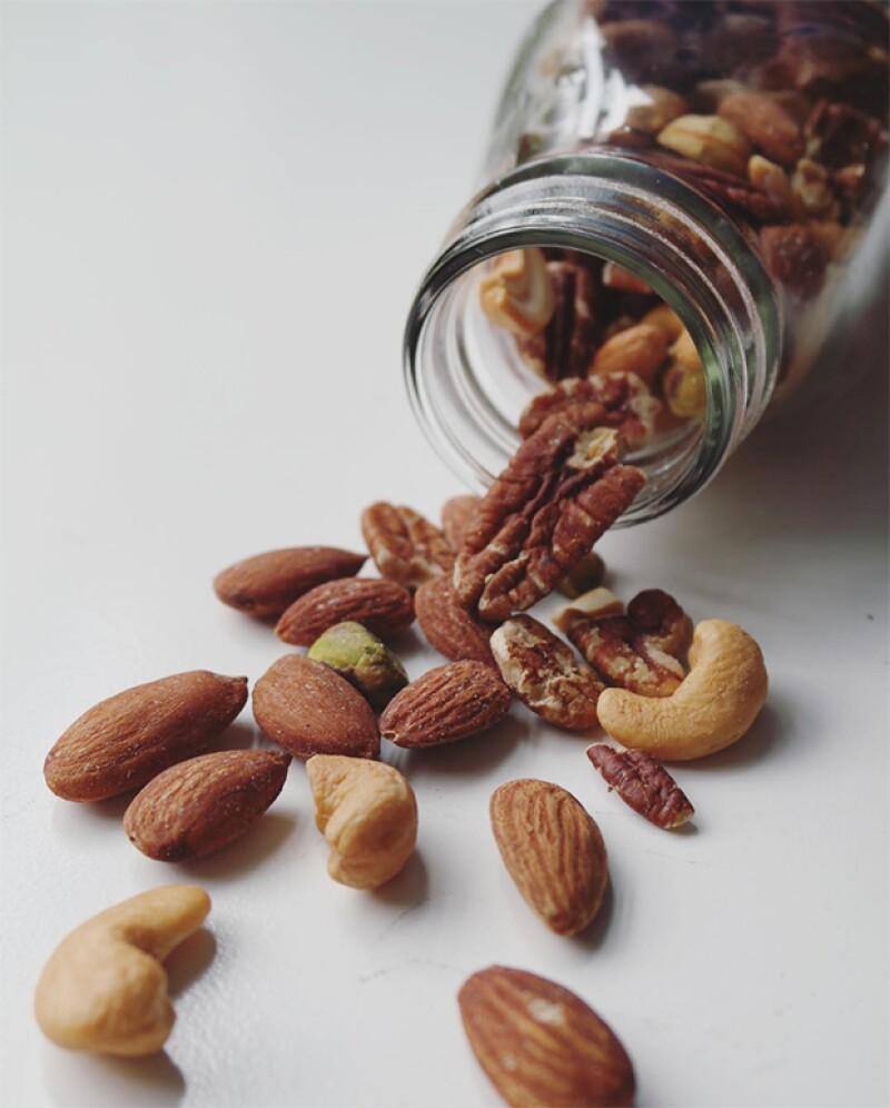 El snack perfecto, puedes combinarlo con nueces.