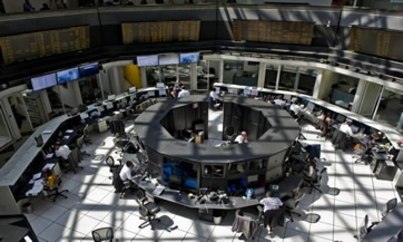 El IPC de la Bolsa mexicana retrocedió 0.21%.  (Foto: Reuters )