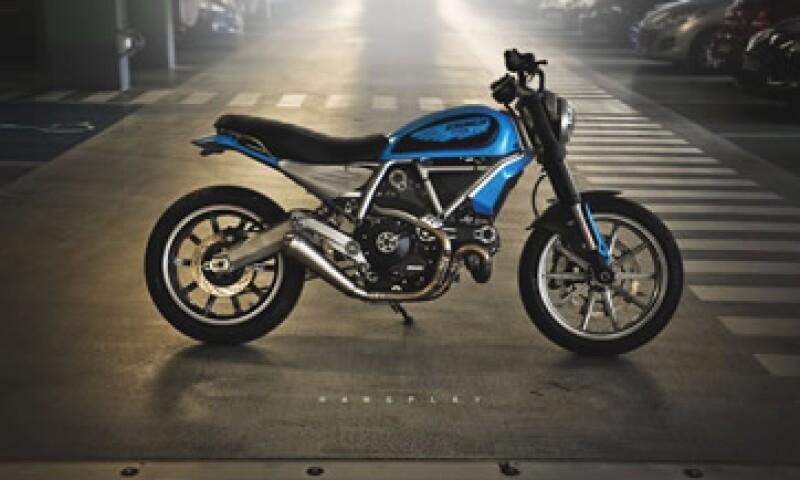 Ducati vendió en México 546 motocicletas en 2014. (Foto: Tomada de facebook.com/scramblerducati )