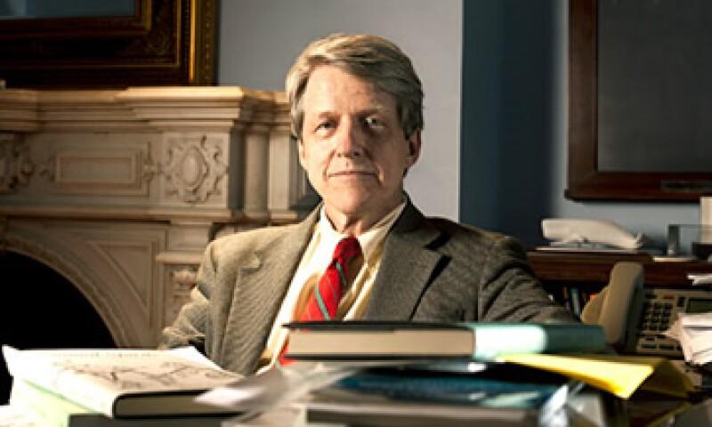 El trabajo de Shiller es reconocido por anticipar en el 2004 la 'burbuja' inmobiliaria. (Foto: Cortesía Fortune)