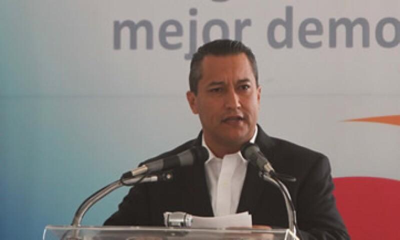 Blake Mora asumió el cargo el 14 de julio de 2010. (Foto: Notimex)