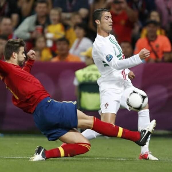 España vs. Portugal 6
