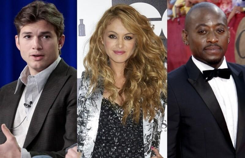 Ashton Kutcher dejó claro que no está de acuerdo con la iniciativa, mientras que el actor de Dr. House, Omar Epps, sí la apoya.