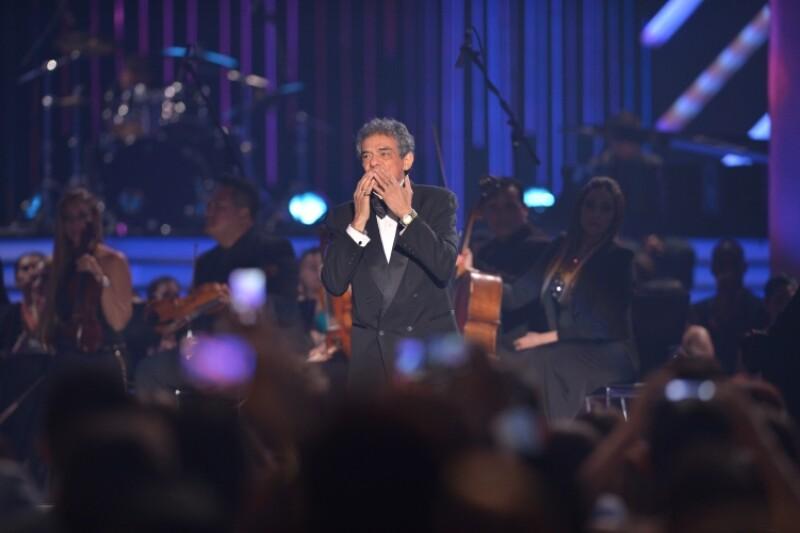 José José en concierto