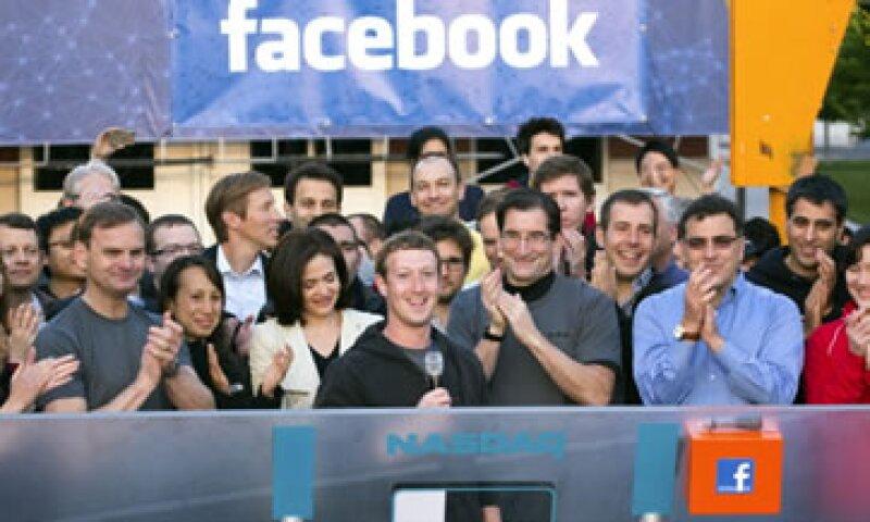 La red social de Mark Zuckerberg alcanza a 17% de la población mundial. (Foto: Getty Images)
