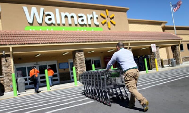 Las acciones de Walmart cayeron 10% el miércoles, su peor pérdida porcentual desde 1988. (Foto: Getty Images/Archivo)