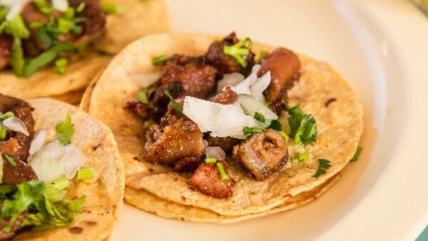 Tacos tripa
