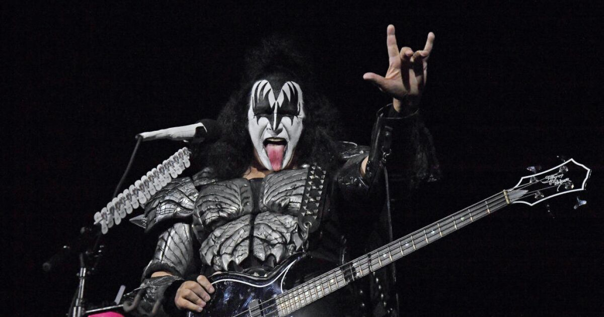 Gene Simmons, from Kiss, gets Covid-19 even with full vaccination