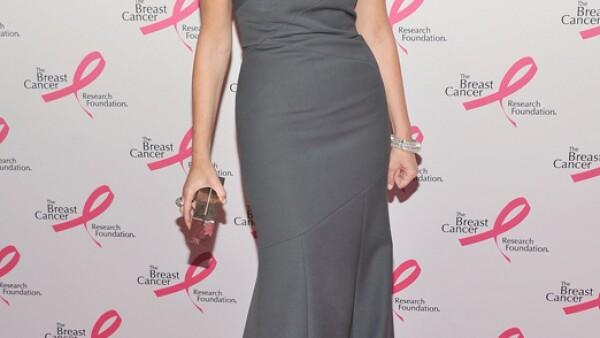 Aerin Lauder, nieta de Estée Lauder, se ha convertido en multimillonaria en la industria de la belleza. Su riqueza ronda los 1.4 mil millones de dólares.